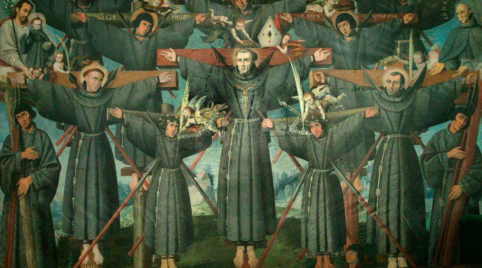 Santos MArtires de Nagasaki